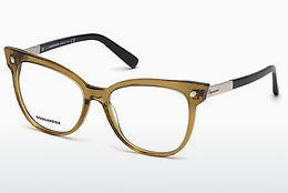 Eyewear Dsquared DQ5214 045 - Brown, Bright, Shiny